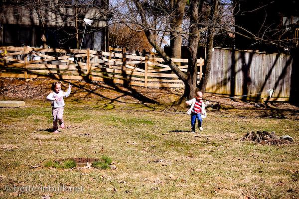Easy Kites for preschoolers 2