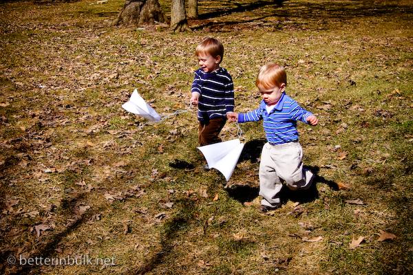 Easy Kites for preschoolers 6
