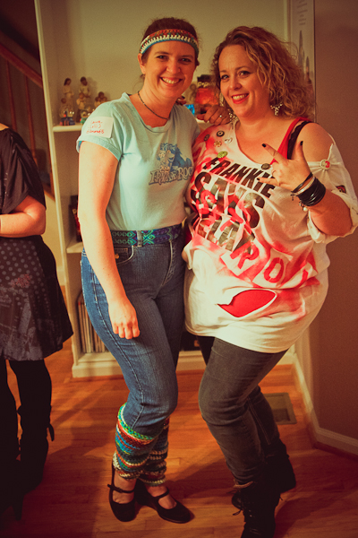 80s Momzshare party