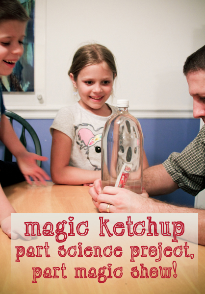 Magic Ketchup