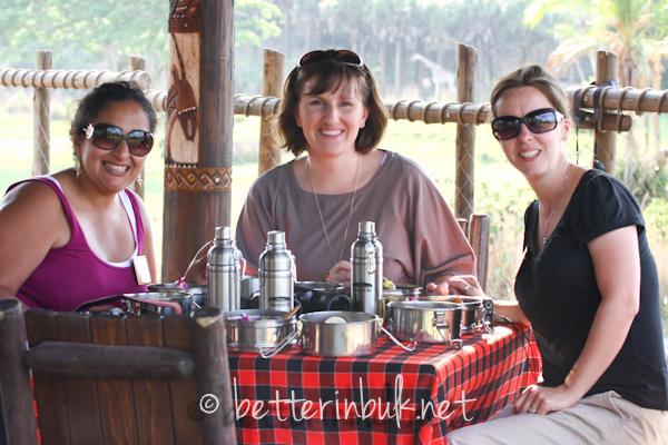 African delicacies - Wild Africa Trek at Disney's Animal Kingdom