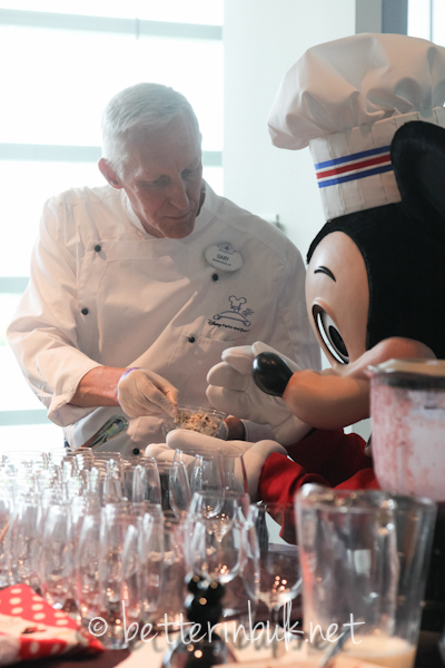 Disney's Magic of healthy living press conference
