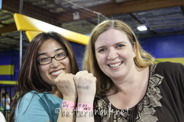Stephanie and Lolli on YesVideo trip
