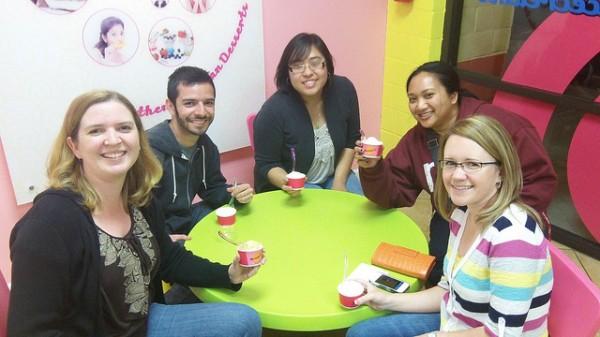 Indian ice cream YesVideo trip