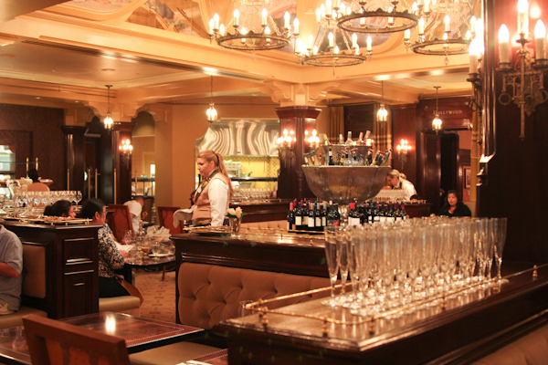 Carthay Circle Restaurant Buena Vista Street Disney California Adventure