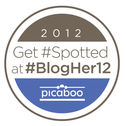 Will You Be #Spotted at #Blogher12?
