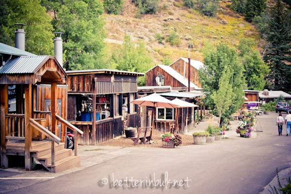Sundance in August – Photostory Friday GMYBS