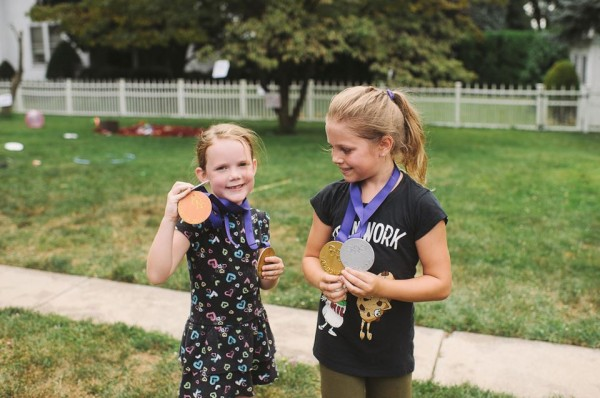 kids olympics medal winners