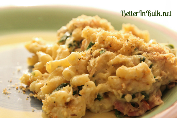 chicken-cordon-bleu-pasta recipe