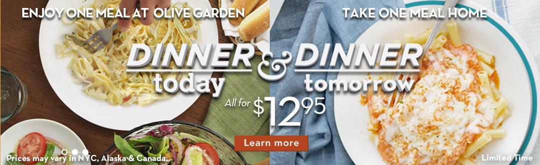 Mezzaluna Ravioli At The Olive Garden Dinner Today