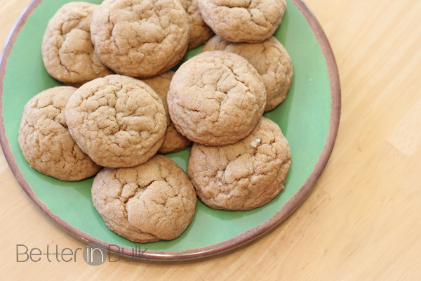 Chewy Ginger Cookies with I Can't Believe It's Not Butter # ...