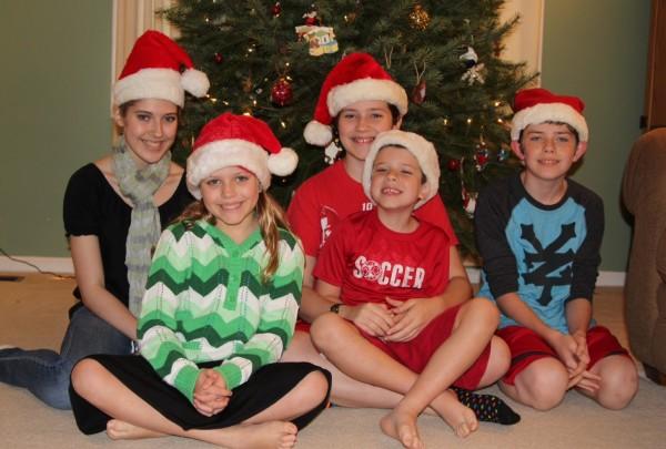 Santa hat tradition
