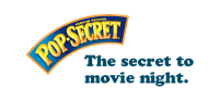 Pop Secret Logo BLUE
