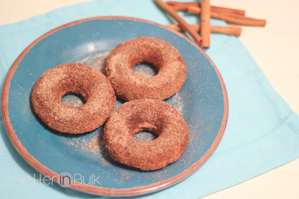 apple cinnamon doughnuts donuts