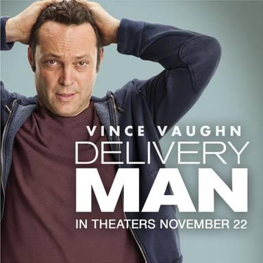 Delivery Man VInce Vaughn