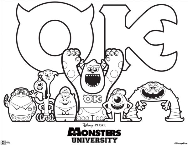 Monsters-University-coloring sheet