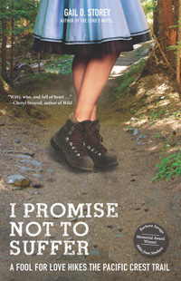 I promise not to suffer book review and giveaway