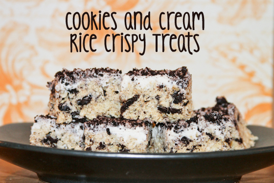 Do you have a unique Rice Krispie Treat recipe that you love? Share it ...