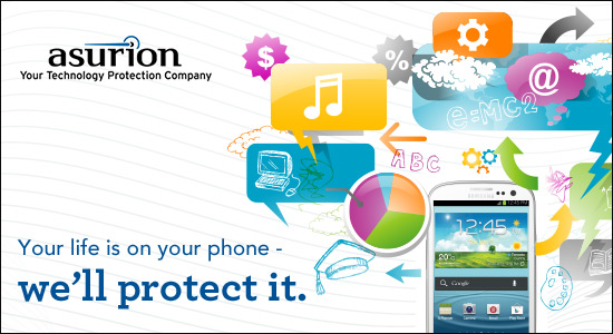 Protecting Your Family's Personal Electronics #AsurionProtects
