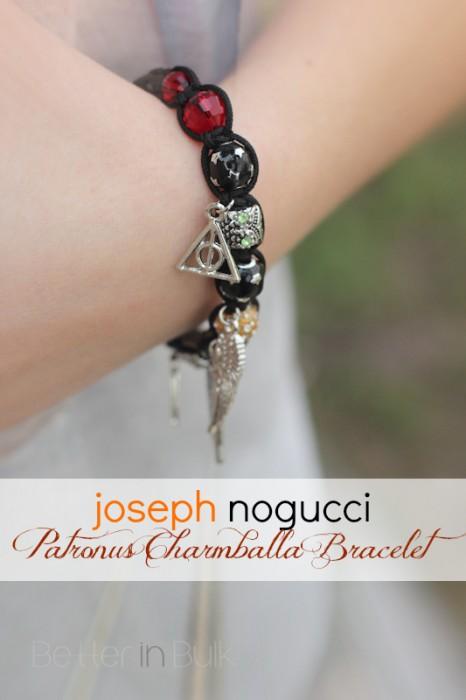 Patronus Charmballa Bracelet by Joseph Nogucci