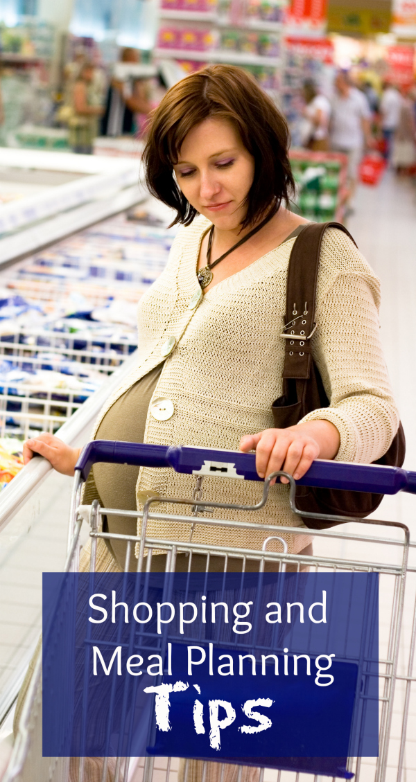 Shopping and meal planning tips