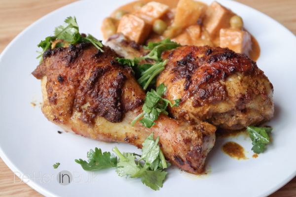 tandoori chicken #100footjourney