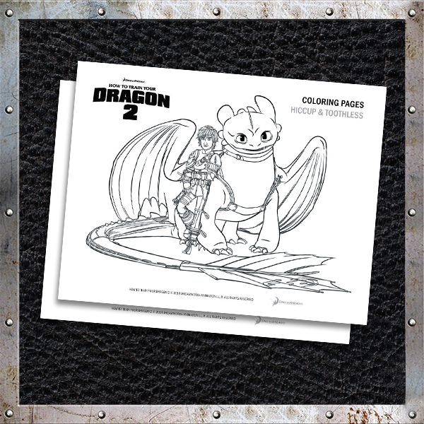 How to train your dragon 2 coloring pages and activities for How to train your dragon 2 coloring pages