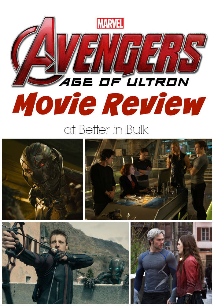 Age Of Ultron Review | Avengers | Marvel Comic Books