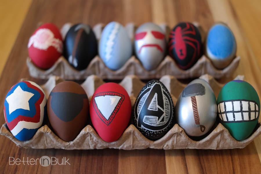 Avengers Easter Eggs #AvengersEvent - Better in Bulk