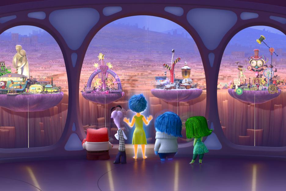 a psychological look inside the movie Pixar's 'inside out' is a surprisingly accurate look at human psychology here's what inside at the movie's treatment of imagination psychology doesn't.