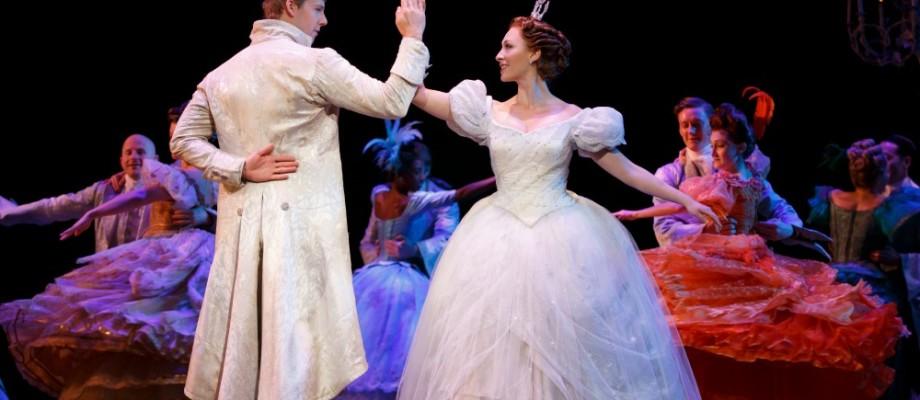 Rodgers + Hammerstein's Cinderella On Tour