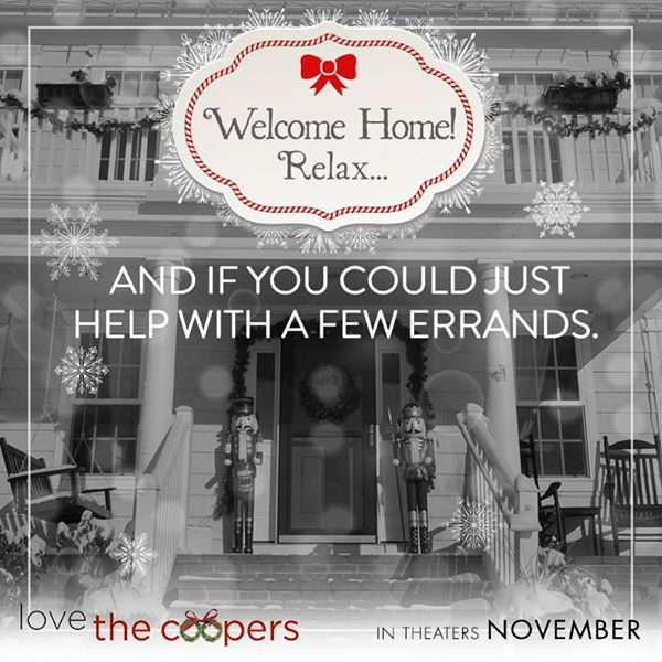 Family Makes the Holidays Special {Love the Coopers}