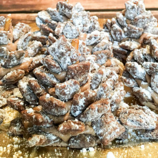 crop Snowy muddy buddy chocolate pinecones from Food Fun Family-1-2