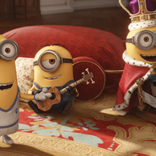 The Minions Are Back! Own Minions on DVD Today!