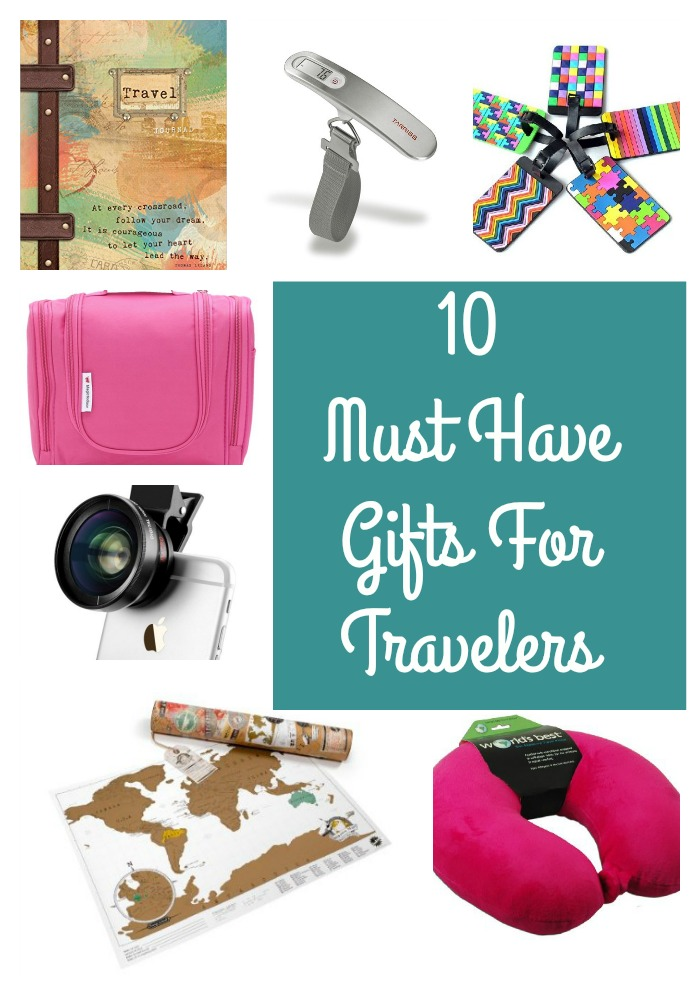 Holiday gift guide 10 must have gifts for travelers for Christmas gifts for travelers