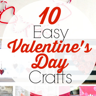 10 easy valentine's day crafts feature