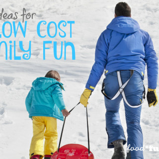 10 Ideas for Low Cost Family Fun