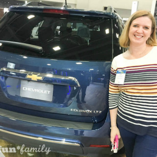The Best Car Buying Advice Ever and the Washtington Auto Show from Food Fun Family-feature