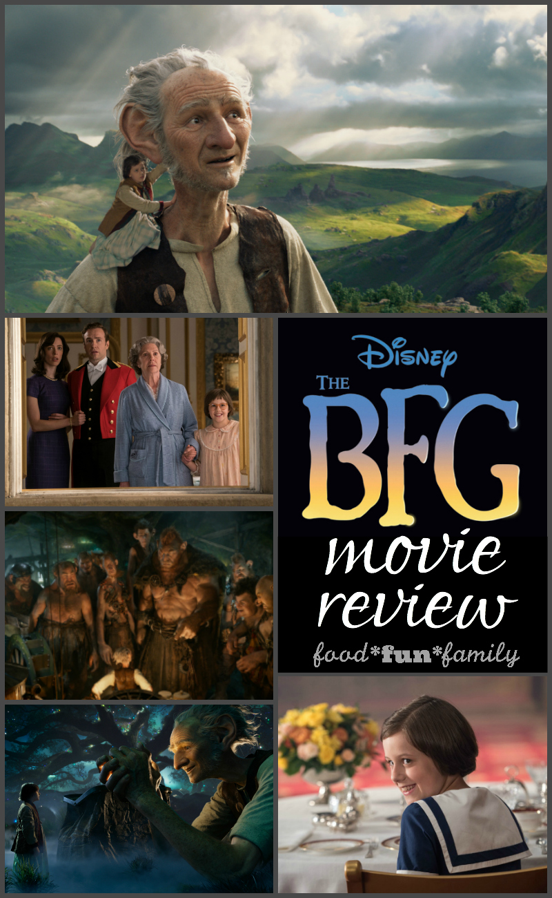 The Bfg Movie Review And Gobblefunk Glossary Thebfg