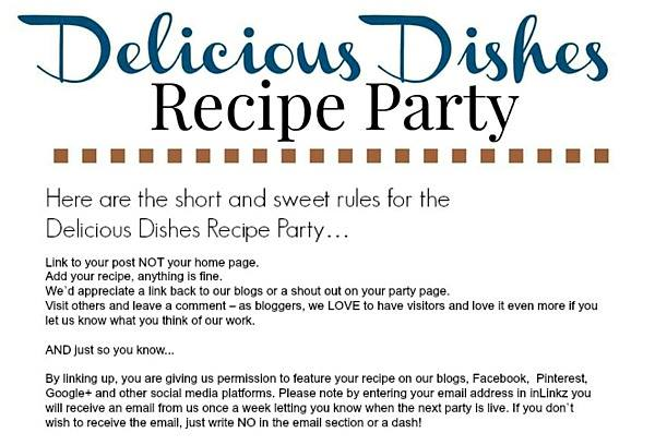 Delicious Dishes rules
